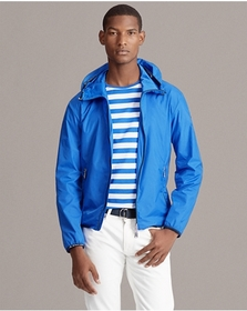 Ralph Lauren RLX Lightweight Hooded Jacket