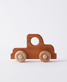 Hanna Andersson Wooden Truck in Wood - main