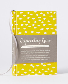 Hanna Andersson Expecting You Pregnancy Journal in