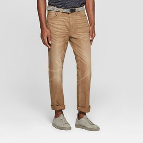 Men's Straight Fit Jeans - Goodfellow & Co™ K