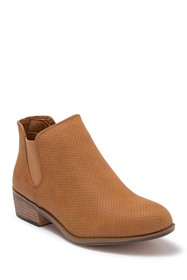 Nicole Miller North Perforated Western Boot (Toddl
