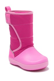 Crocs Lodgepoint Snow Boot (Toddler & Little Kid)