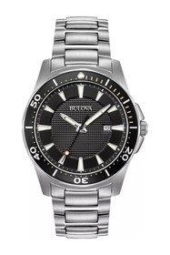 Bulova Men's 98B298 High Frequency Quartz Chronogr
