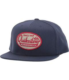 Quiksilver Stuck It Hat Snapback Cap