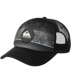 Quiksilver Stripe Pipes Trucker Hat