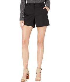 Vince Camuto Doubleweave Two-Pocket Shorts