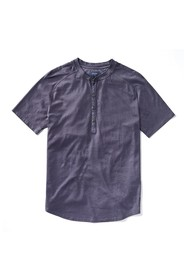 Good Man Brand Short Sleeve Jersey Henley