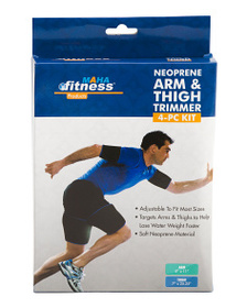 MAHA FITNESS PRODUCTS 4pc Arm And Thigh Trimmers S