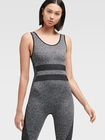 Donna Karan SEAMLESS ACTIVE JUMPSUIT