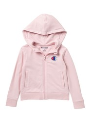 Champion C-Patch Hoodie (Toddler & Little Girls)