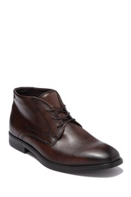 ECCO Melbourne Leather Chukka Boot
