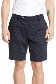 Ted Baker London Italie Slim Fit Print Shorts