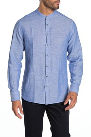 Stone Rose Solid Regular Fit Shirt