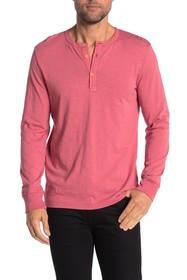 Grayers Madison Loose Knit Henley