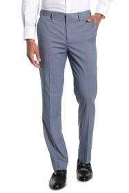 English Laundry Sharkskin Flat Front Suit Separate