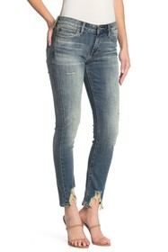 Lucky Brand Lolita Mid Rise Skinny Jeans