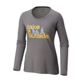 Columbia Women's Outdoor Elements Long Sleeve Tee