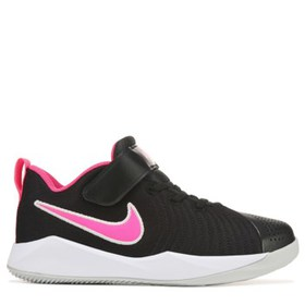 Nike Kids' Hustle Quick 2 Basketball Shoe Preschoo