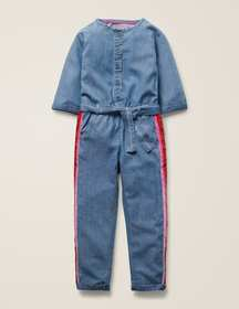 Boden Side Stripe Jumpsuit
