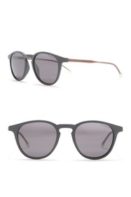 BOSS Clubmaster 49mm Sunglasses