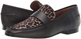 Emporio Armani Pony Hair Leopard Loafer