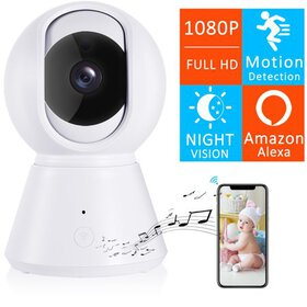 IPOW 1080P HD Wifi Security Camera Wireless IP Cam