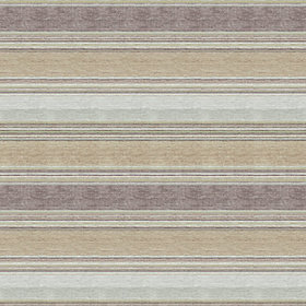 Macey Stripe Pearl Fabric by the Yard