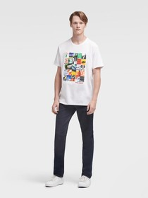 Donna Karan CITY SIGHTS TEE