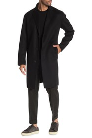 Theory Notch Lapel Top Coat