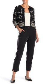 Ted Baker London Sequin Side Panel Trousers