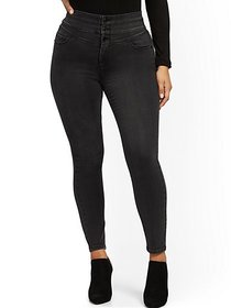 Super High-Waisted Corset Curvy No Gap Super-Skinn