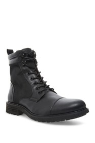Steve Madden Lux Lace-Up Boot