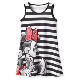 Disney Mickey and Minnie Mouse Striped Dress for G