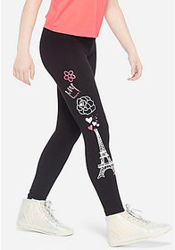 Justice Graphic Leggings