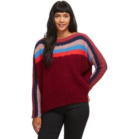 Free People See The Rainbow Sweater - Women's