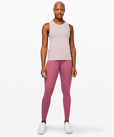 """Lulu Lemon Fast and Free High-Rise Tight 28"""" Nulux"""