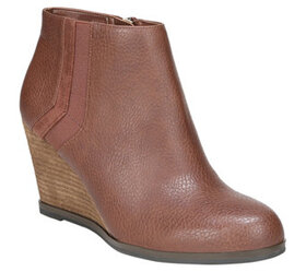 Dr. Scholl's Wedge Booties - Patch - A417952