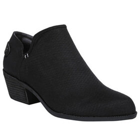 Dr. Scholl's Block Heel Booties - Better - A417892