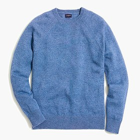 J. Crew Factory Crewneck sweater in supersoft wool
