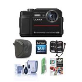 Panasonic Lumix TS7 Waterproof Tough Camera 4.6X,B