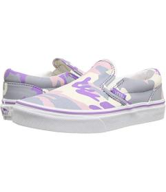 Vans Kids Classic Slip-On (Little Kid\u002FBig Kid