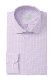 Perry Ellis Slim Fit Tech Dress Shirt