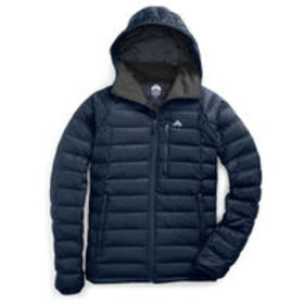 EMS Men's Feather Pack Hooded Jacket