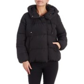 JESSICA SIMPSON Hooded Pillow Puffer Jacket
