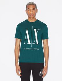Armani REGULAR-FIT ICON LOGO TEE