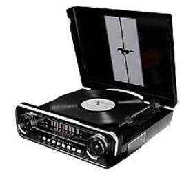 Ion Audio Ford Mustang LP 4-in-1 Turntable