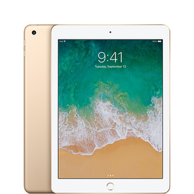 Refurbished iPad Wi-Fi 128GB - Gold (5th generatio