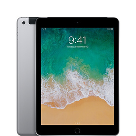 Refurbished iPad Wi-Fi + Cellular 32GB - Space Gra