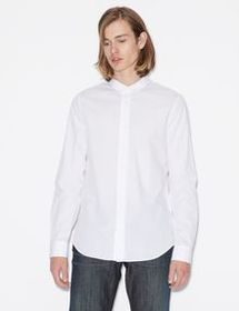 Armani SOLID-colorED SLIM-FIT SHIRT