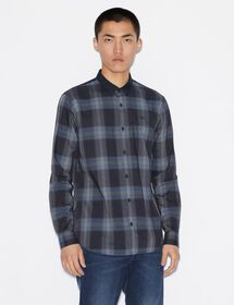 Armani PLAID SHIRT